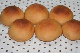 黒みつきな粉のふんわりパン