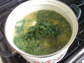 野菜のココナッツミルク煮(黄色)