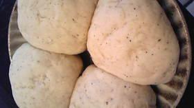 ♪もっちり**炊飯器で豆乳きなこパン