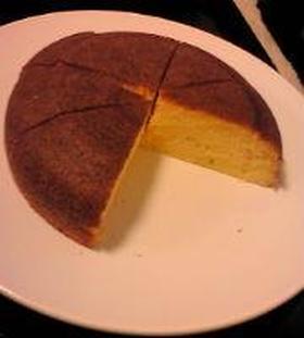 簡単!炊飯器バターケーキ(^-^)/