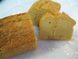 簡単!HCMでキャラメルパウンドケーキ