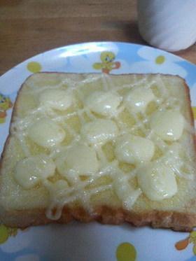 ◆マヨチーズトースト◆