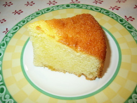 春のパウンドケーキ