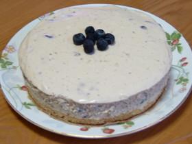 生☆ブルーベリーレアチーズケーキ