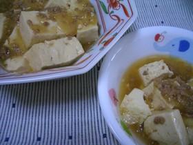 マーボー豆腐☆取り分け離乳食&幼児食☆