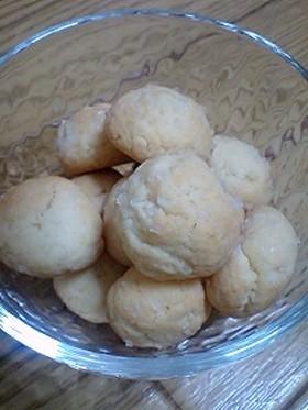 ハマる♪塩クッキー