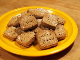 ★健康美味!米ぬかでグラハム風クッキー★