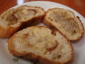 スマートチーズでパリッとトースト