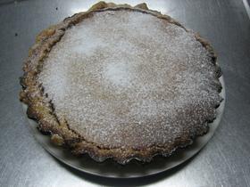 パンプキンクリームチーズケーキ