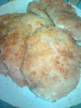 鶏むね肉 ガーリック&チーズ風味