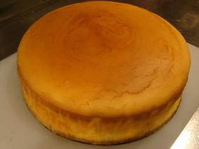 美味しいスフレチーズケーキ その2