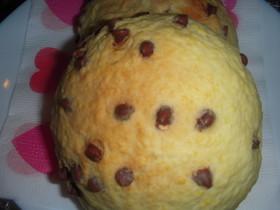 炊飯器で発酵パン(チョコチップメロン)