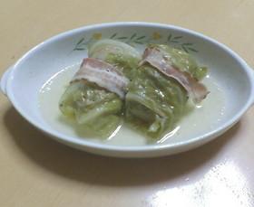 優しい味のロールキャベツ(我が家流)