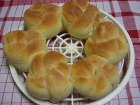 お花のリングパン☆彡