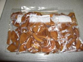 筍の冷凍保存