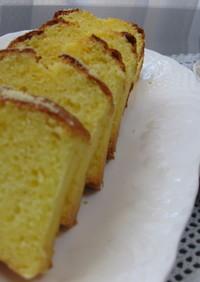 クリームチーズのパウンドケーキ