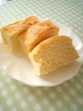 おからとスライスチーズの満足ケーキ☆彡