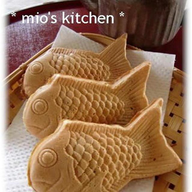 ケーキ ホット 焼き たい ミックス レシピ