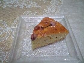ほんのり桜☆ケーキ