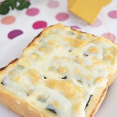 海苔チーズ☆トースト