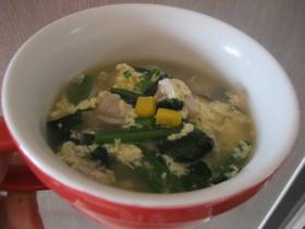 Kana's 普通だけどウマい中華スープ