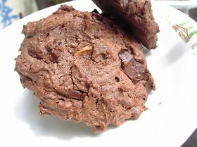 簡単チョコっとリッチなカントリークッキー