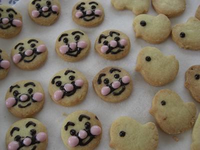 ショートニングを使ったサクサククッキー♪
