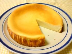 豆乳で♪ベイクドチーズケーキ