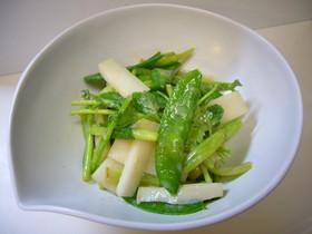 春野菜の和風香りサラダ☆