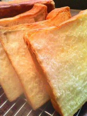 しっと~~り♪はちみつミルク食パン