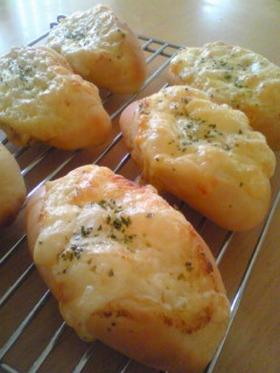 おうちでパン屋☆マヨチーズロール