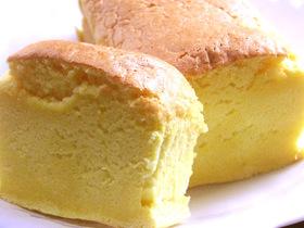 バター不要のヘルシー豆乳パウンドケーキ