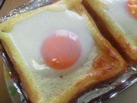 調理パン!マヨラー卵トースト★簡単朝食★