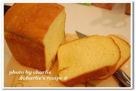 ★HB野菜ジュースで食パン★