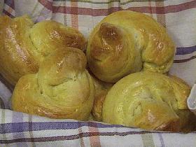 ミルキ~のようなコンデンスミルクパン de Tanto!