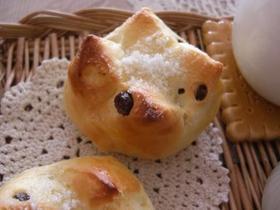 白玉粉入りもちもちパン