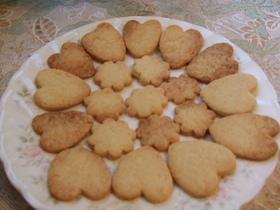 卵黄が余ったら…簡単さくさくクッキー♪