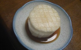 1分で一品料理!生大根(* '艸')