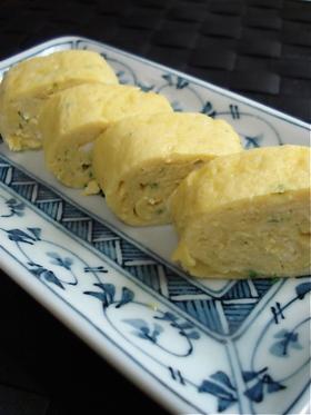 クリームコーンの卵焼き