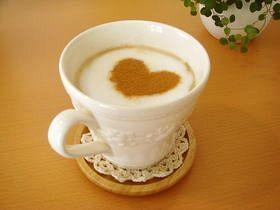 甘い♡シナモンラテでCafe Time☺