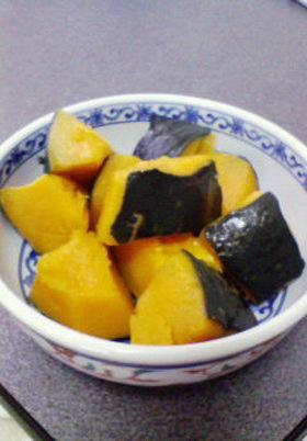 フライパンで簡単♪かぼちゃの田舎煮
