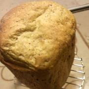 ✿HB✿ほうれん草とベーコンの食パンの写真
