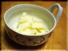 レンジde簡単!ミルキー♪ミルククリーム