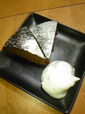 ☆簡単チョコケーキ☆