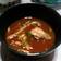 ブリの味噌汁( 赤だし )