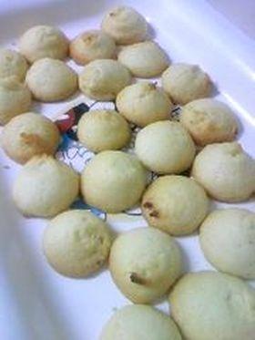 絶品☆生クリームinクッキー(搾り出し)