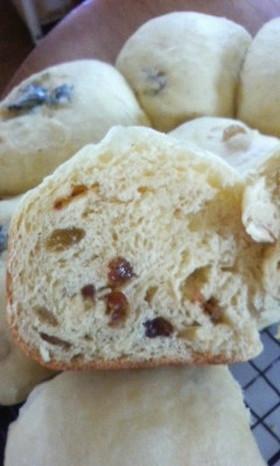 炊飯器で米粉(レーズン)パン