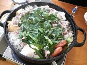 My蒸し鍋(白菜と豚バラのミルフィーユ)