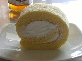 われないよ♪ Honeyロールケーキ