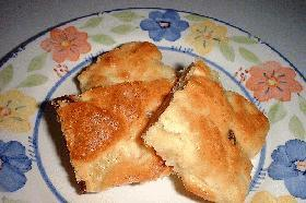 カロリー控えめフルーツ天板ケーキ